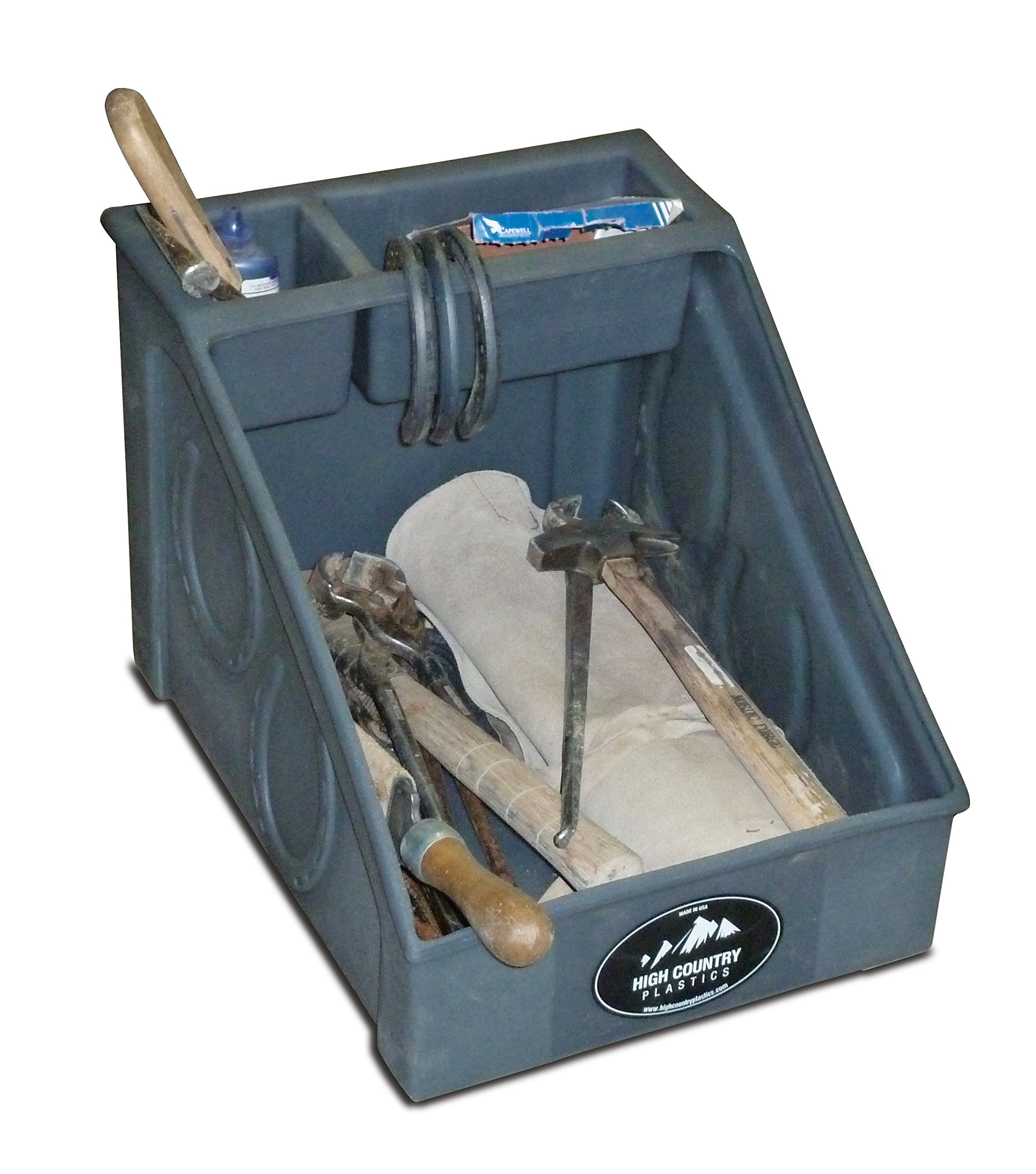 High Country Plastics Farrier Box - Maintenance Box by High Country Plastics