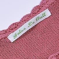 144 x Étiquettes Pour Vêtements Personnalisées École Et Rentrée | Étiquettes Vêtements À Coudre | Noms Tissés Vintage