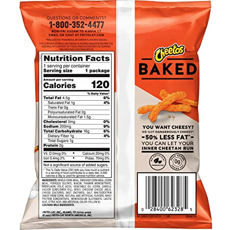 Frito-Lay Baked & Popped Mix Variety Pack