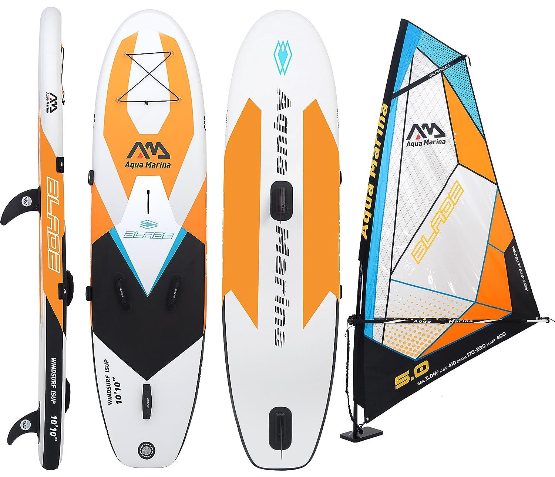 Aqua Marina Blade 11.0 Hinchable Windsurf ALL-AROUND sup ...