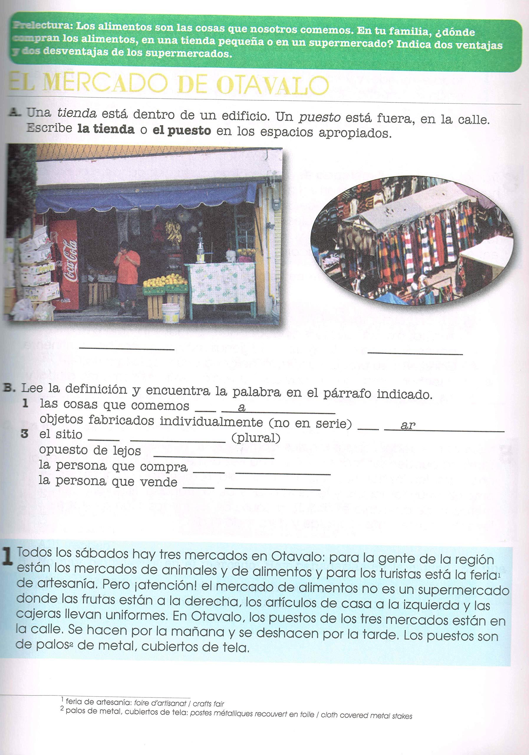 Segundo paso a la cultura - Student edition: Eva Neisser Echenberg: 9782923851006: Amazon.com: Books