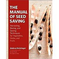 Manual of Seed Saving