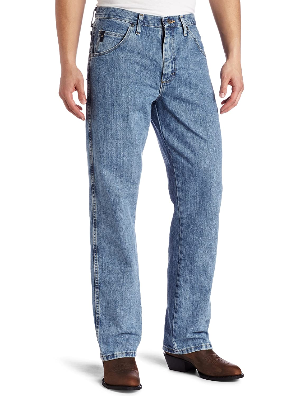 eadff94e Wrangler Men's 20X No. 23 Relaxed-Fit Jean: Amazon.ca: Clothing &  Accessories