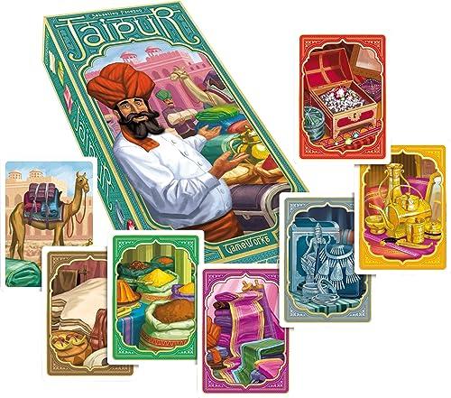 Asmodee Gameworks ASMJAI01 Jaipur Card Game