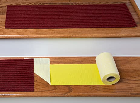Delightful The Original Stair Tread Installation Kit By Stair Secure 6u0026quot; X 25u0027 Extra  Wide