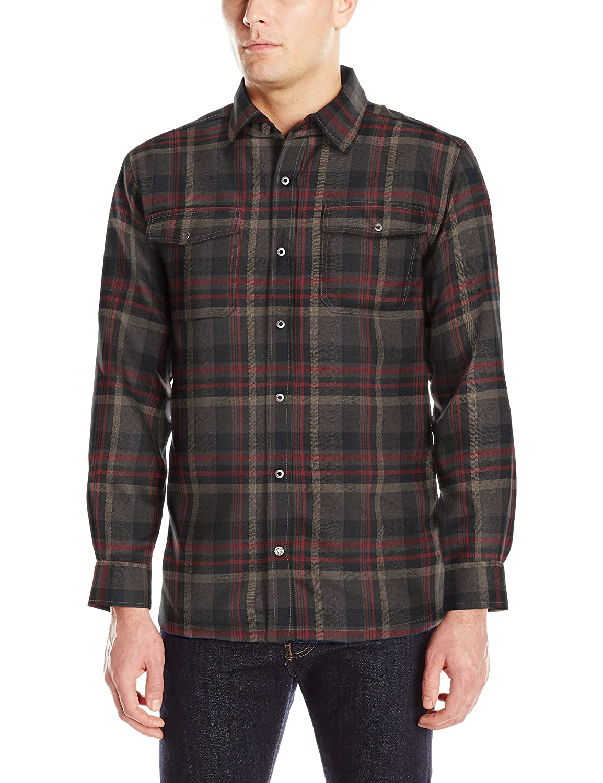 Mountain Khakis Mens Christopher Fleece Lined Shirt