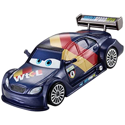 Disney/Pixar Cars Max Schnell Diecast Vehicle: Toys & Games