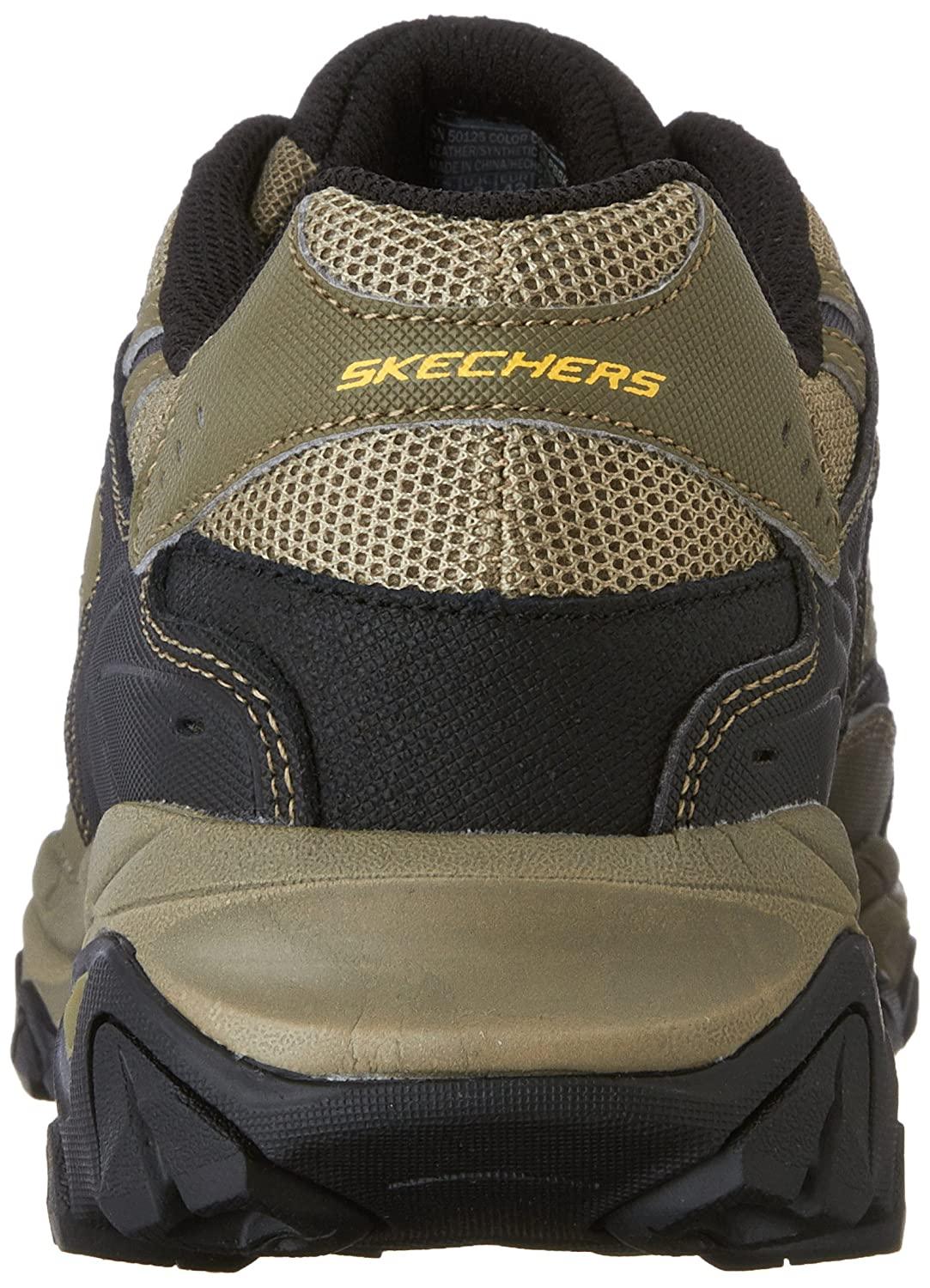 Skechers-Afterburn-Memory-Foam-M-Fit-Men-039-s-Sport-After-Burn-Sneakers-Shoes thumbnail 82