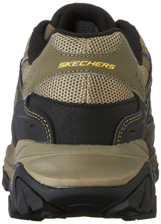 Skechers-Afterburn-Memory-Foam-M-fit-Men-039-s-Sport-After-Burn-Baskets-Chaussures miniature 82