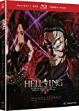 HELLSING ULTIMATE : Vol.9.10 北米版 / Hellsing Ultimate: Vol 9 & 10 [Blu-ray+DVD][Import]