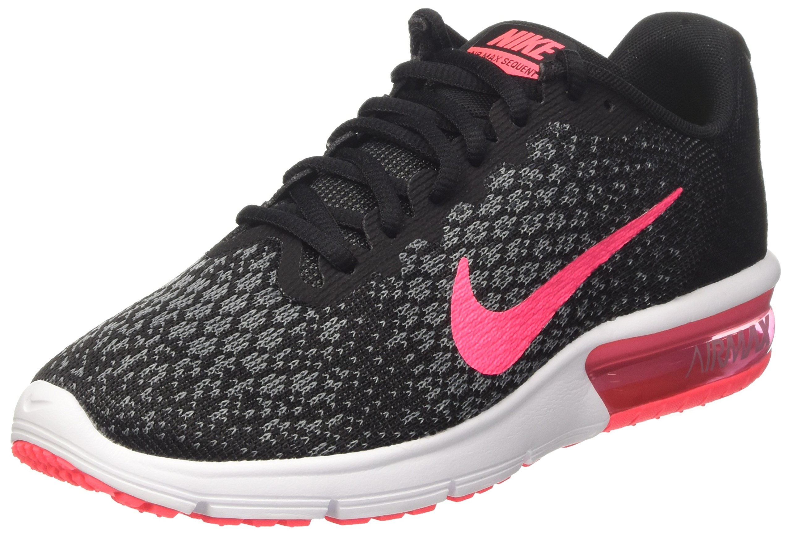 e2737a6f114 Galleon - Nike Womens Air Max Sequent 2 Running Shoe (7.5