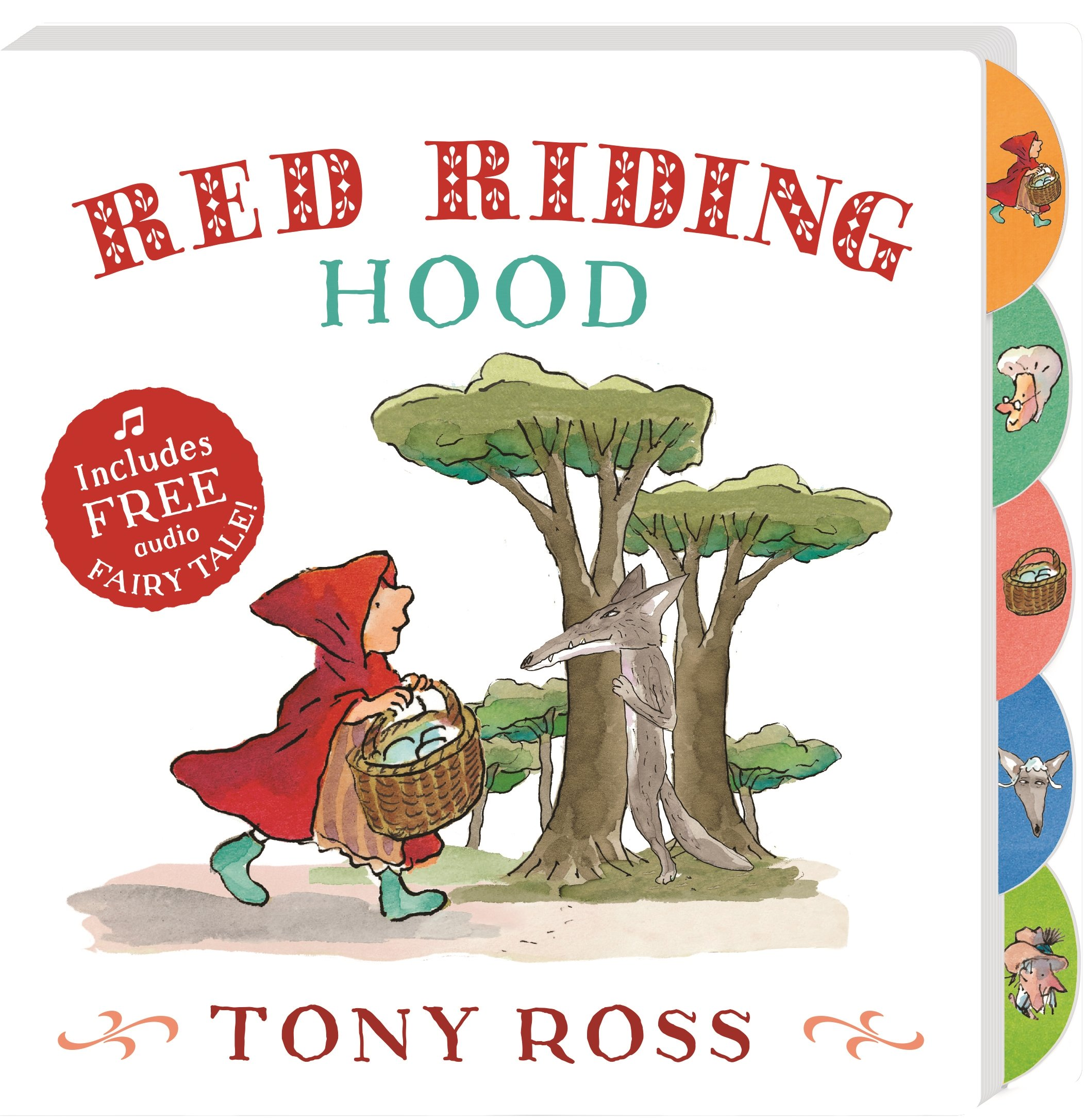Red Riding Hood (My Favourite Fairy Tale Board Book)