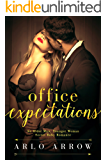 Office Expectations: An Older Man Younger Woman Secret Baby Romance