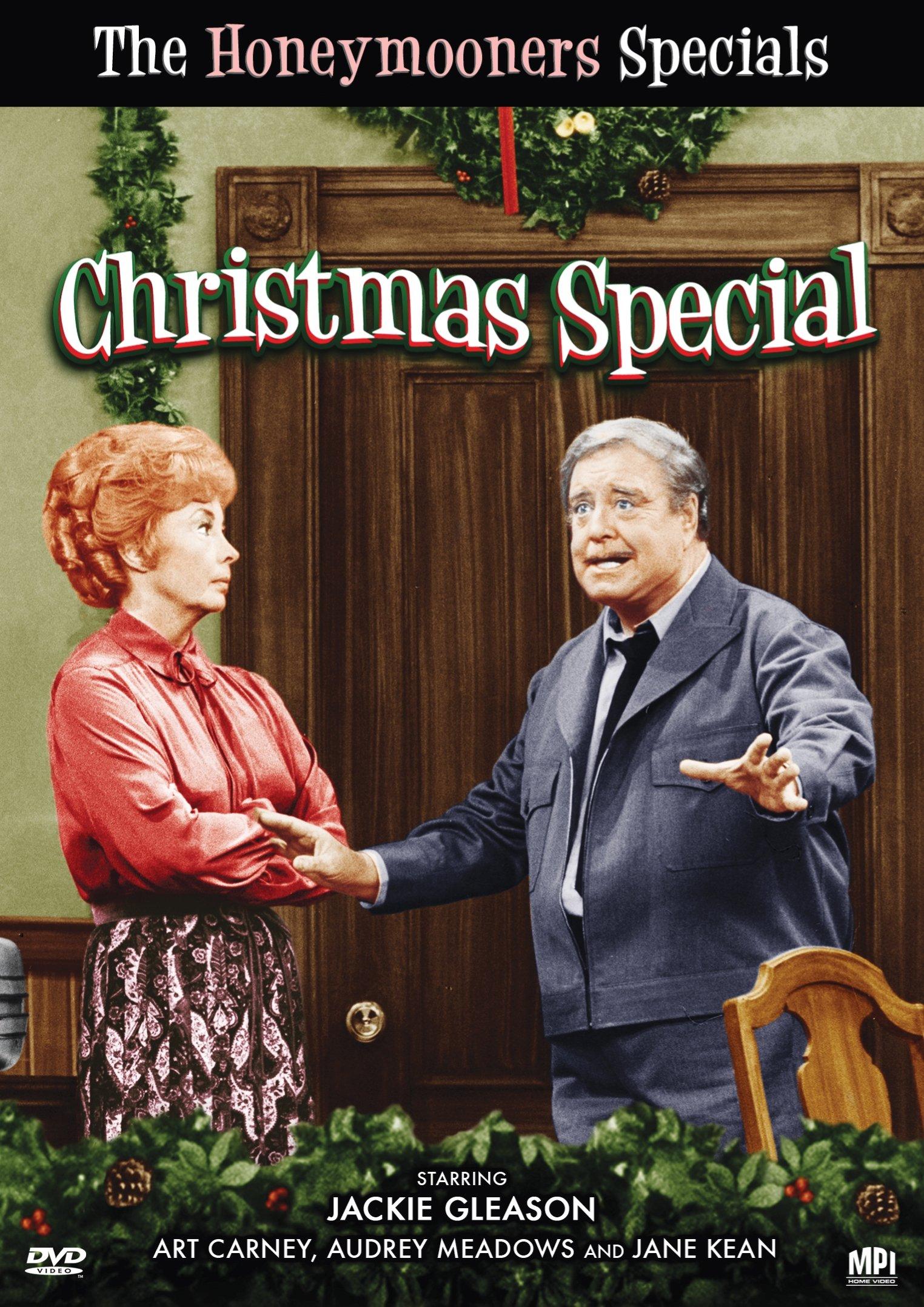 The Honeymooners Specials: Christmas Special (DVD)