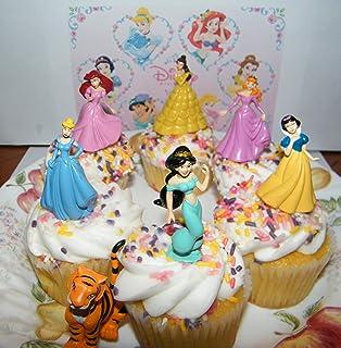 Amazoncom Disney Princess Snow White Cinderella Aurora Ariel