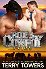 Ride a Cowboy... or Two (Mail Order Bride MFM Romance) Kindle Edition