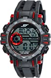 Sonata Analog-Digital Dial Men's Watch -NK77069PP01