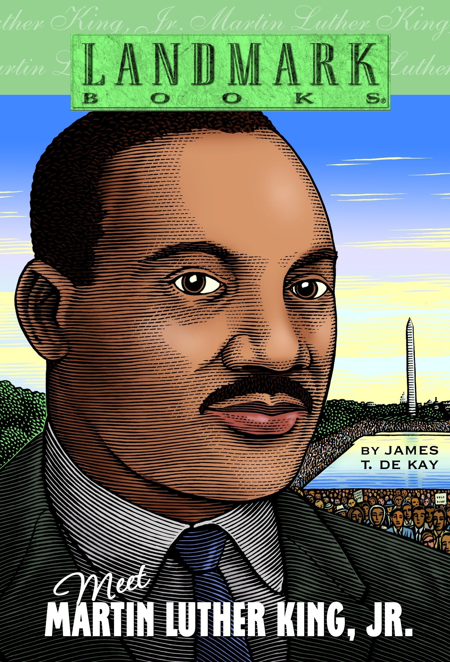 Meet Martin Luther King, Jr. (Landmark Books) ebook