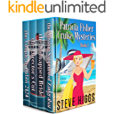 Patricia Fisher Cruise Mysteries: Books 1 -4: A humorous Cozy Mystery box set collection (Cruise Mystery Box Set)