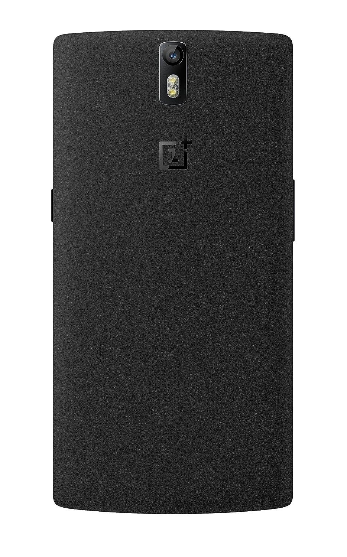official photos 452d4 212cc OnePlus One (Sandstone Black, 64GB)