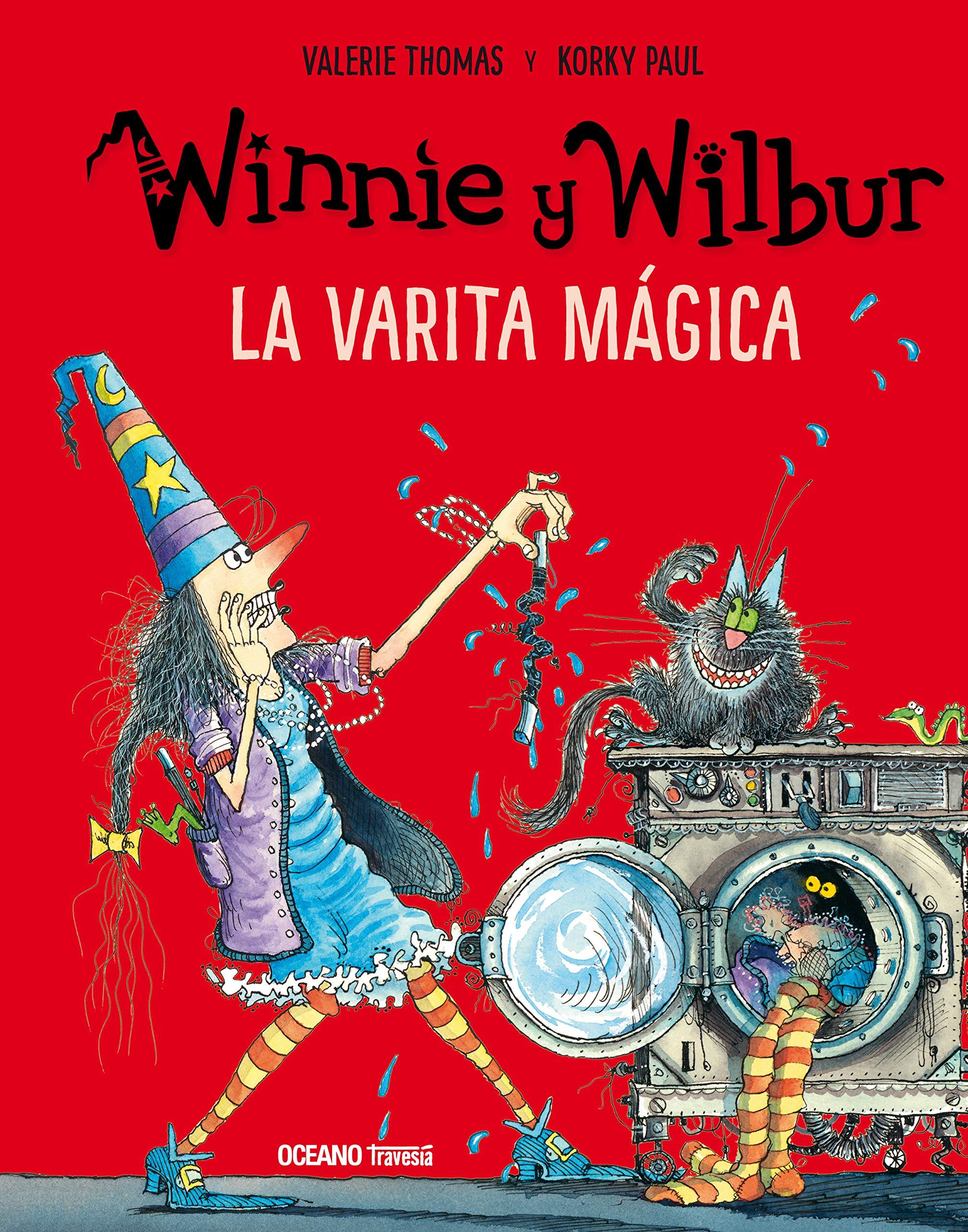Winnie y Wilbur. La varita mágica (Nueva edición) (El mundo ...