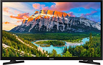 Samsung Electronics UN32N5300AFXZA 32inch 1080p Smart LED TV (2018) Negro (Enewed): Amazon.es: Electrónica