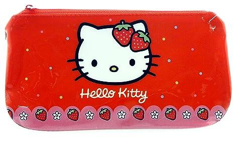 Copywritte Hello Kitty Estuches, 19 cm, Rojo: Amazon.es ...