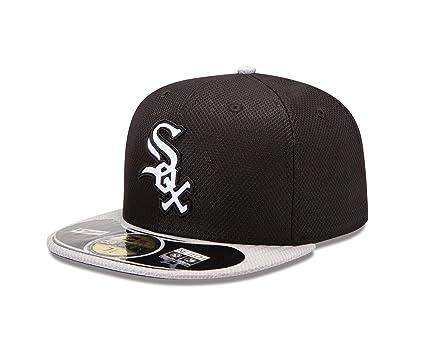 best sneakers dd209 108b4 MLB Chicago White Sox Junior Batting Practice 59Fifty Baseball Cap