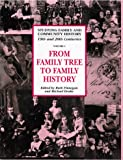 From Family Tree to Family History (Studying Family and Community History)