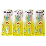 Tinkle Eyebrow Razor - 12 Pieces