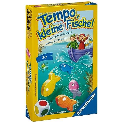 Ravensburger おさかなクン(テンポフィシュ:Tempo, kleine Fische!)