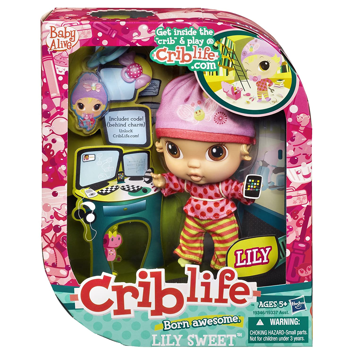Uncategorized Criblife amazon com baby alive crib life friendship dolls lily sweet toys games