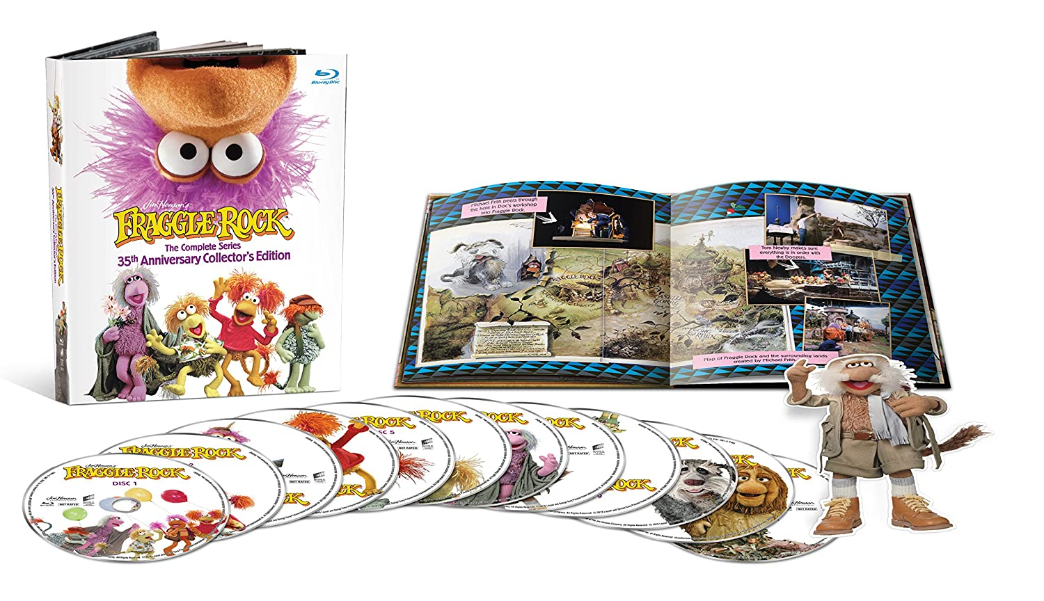 Fraggle Rock: The Complete Ser...