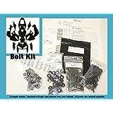 Suzuki GSX-R600 06-07 GSX-R750 Motorcycle Fairing Bolt Kit, Complete Screws kit GSXR 600 750 2006 2007