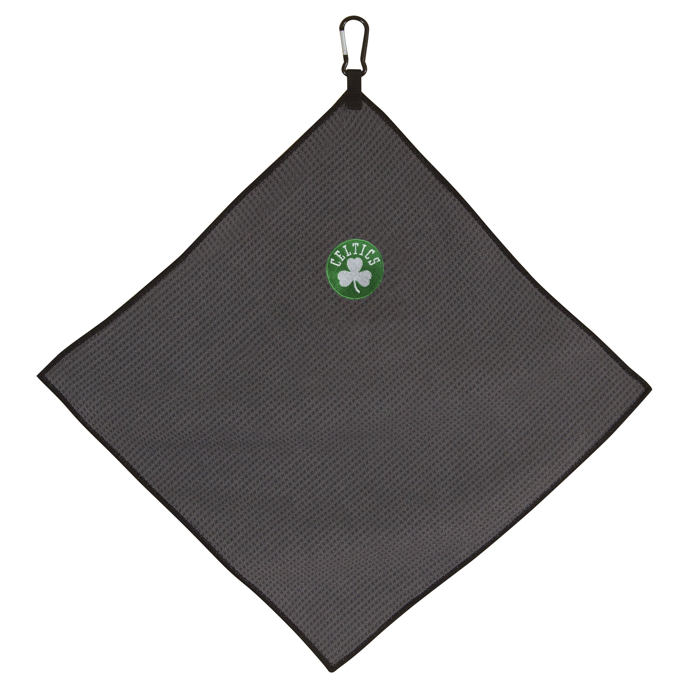 Team Effort NBA Boston Celtics 15'' x 15'' Grey Microfiber Towel15 x 15'' Grey Microfiber Towel, NA