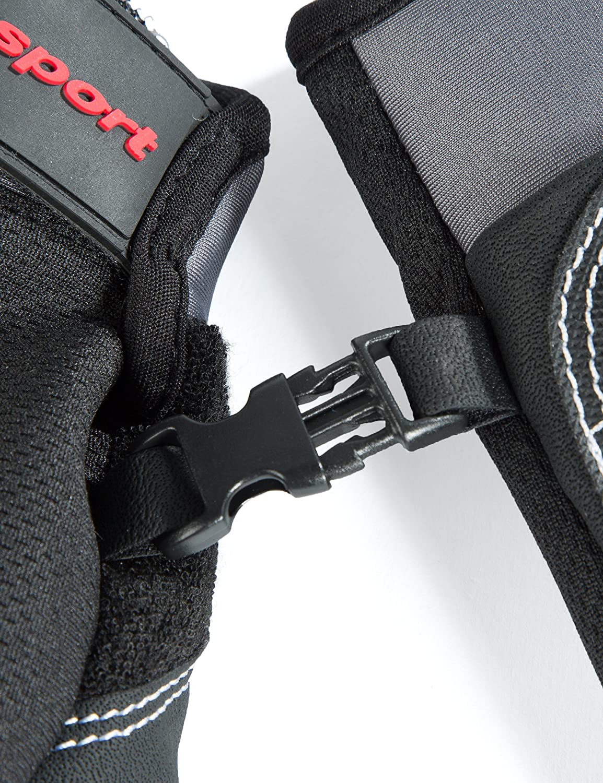 Ultrasport Race Gants de Cyclisme avec Gel-Grip /& Fonction Touchscreen