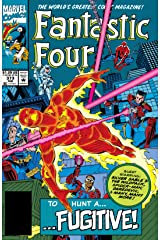 Fantastic Four (1961-1998) #373 (Fantastic Four (1961-1996)) Kindle Edition