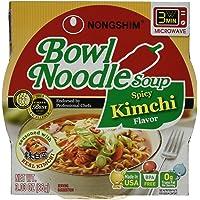 12-pack Nongshim Bowl Noodle Soup