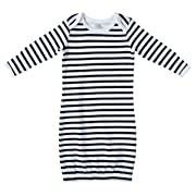 2dd70ca479d Cole + Cleo Unisex Baby GOTS Certified Organic Sleep Gown