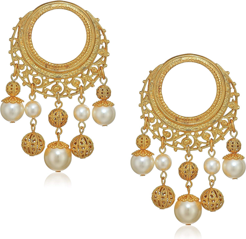Ben-Amun Jewelry Gold Ball