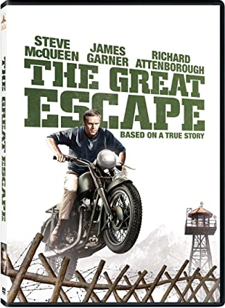 amazon com the great escape steve mcqueen james garner richard