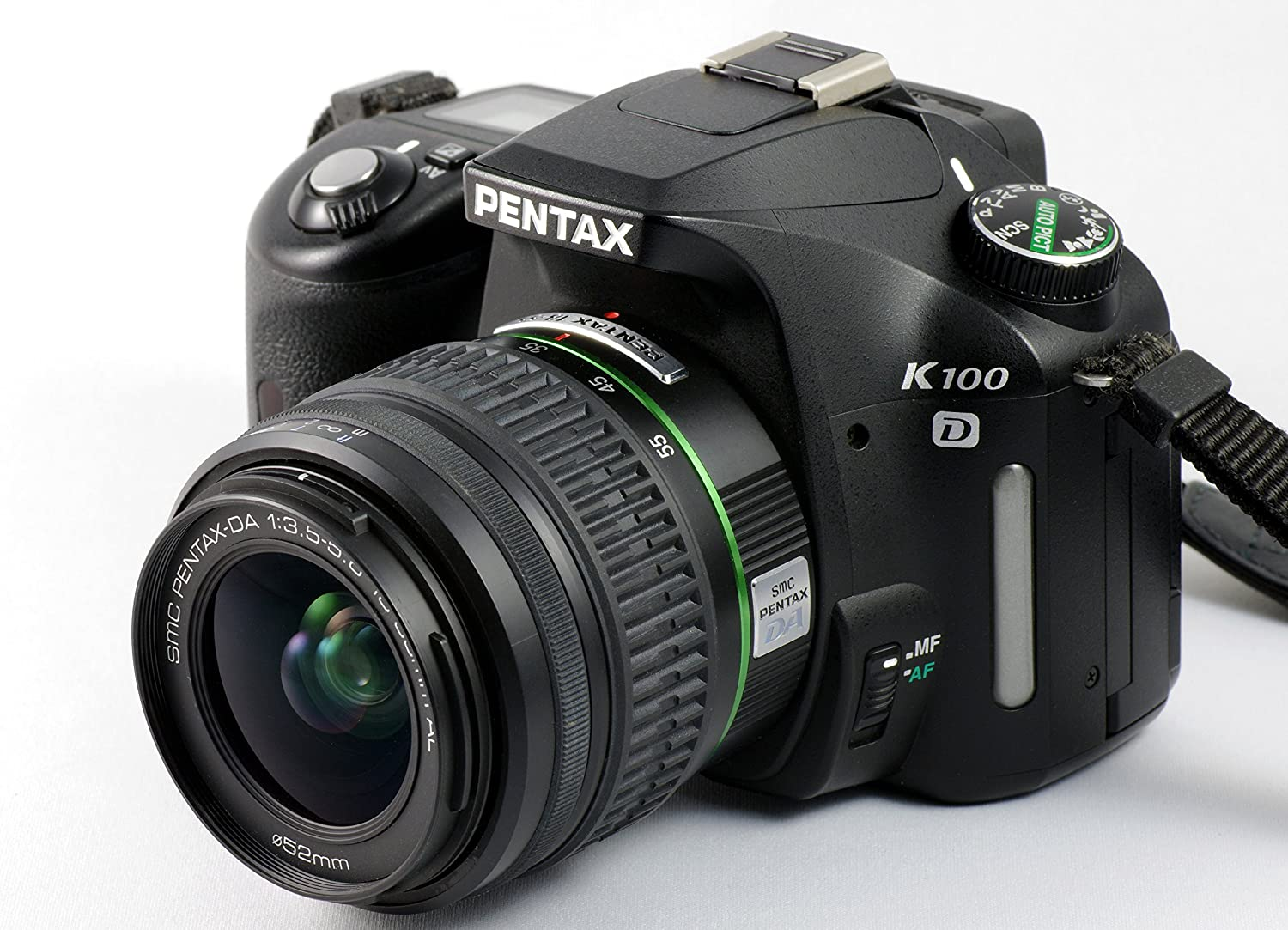Pentax K100D Super - Cámara Réflex Digital 6 MP (Cuerpo): Amazon ...