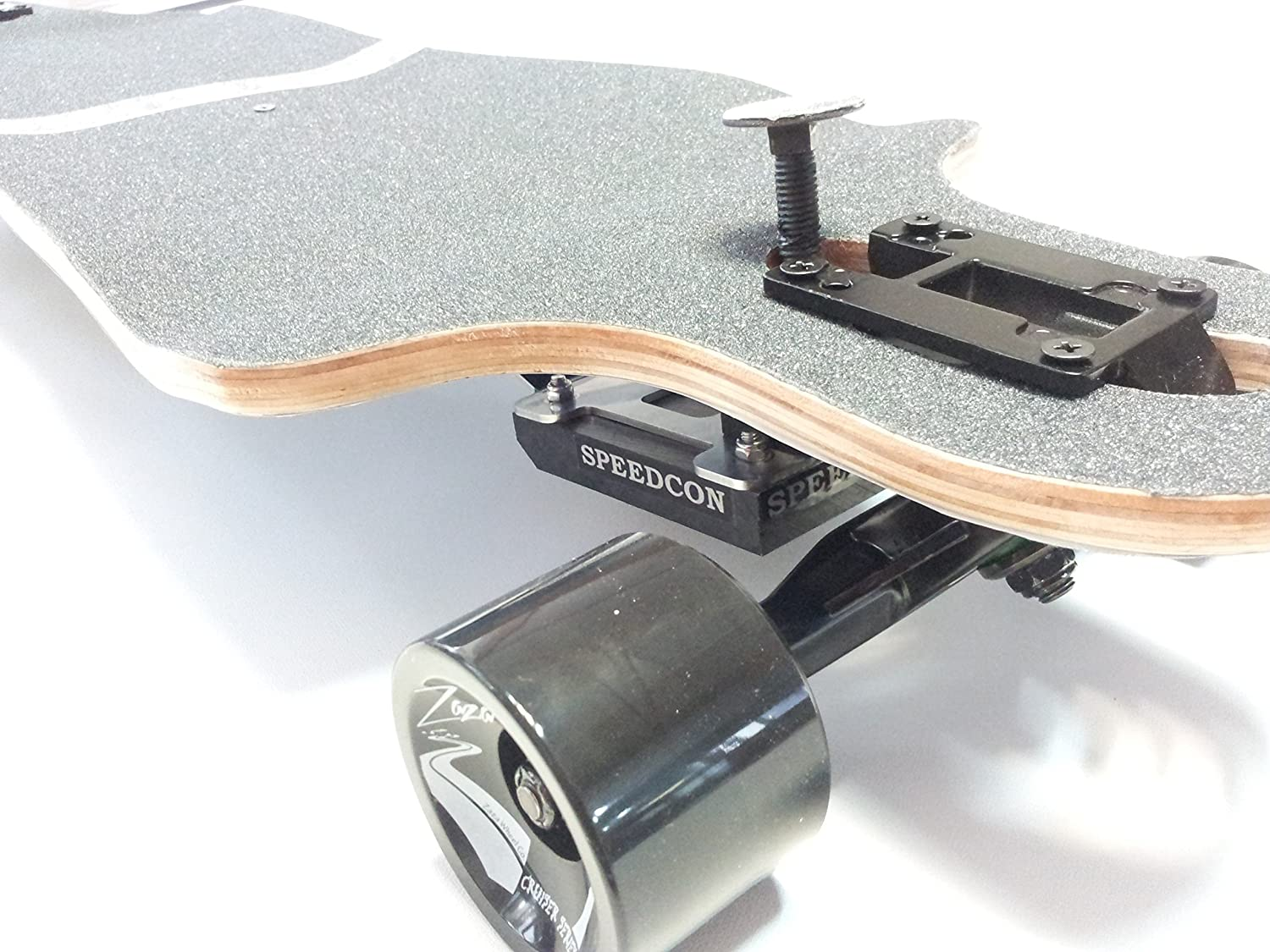 longboard brake Freno 2.0 DE Longboard para el Drop Through(A Single New NTR Rubber Brake Kit): Amazon.es: Deportes y aire libre