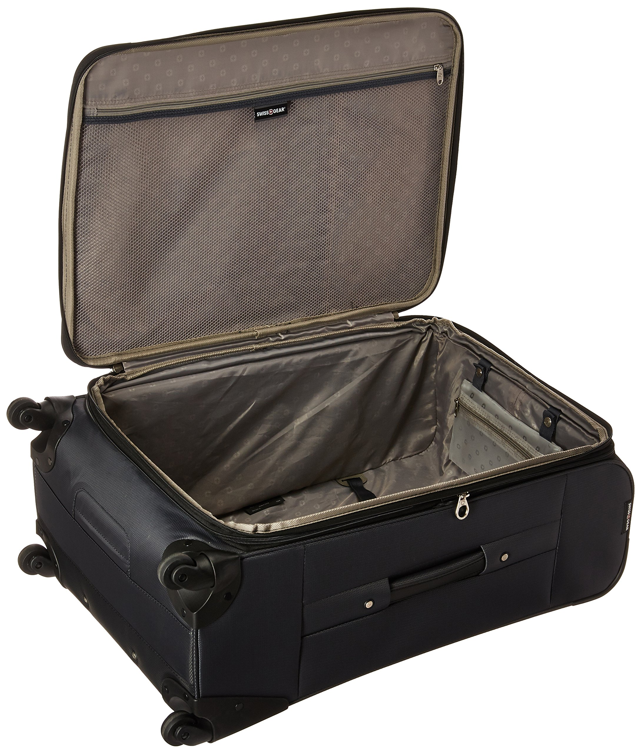 SwissGear Maggiore 28'' Suitcase, Grey by SwissGear (Image #5)