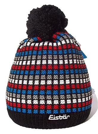 f3d507be5ae EISBAR TIMMY POMPOM MU Austrian Merino Wool Winter Ski Hat