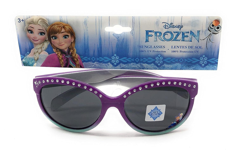 Amazon.com: Disney Frozen Elsa y Anna de niña anteojos de ...