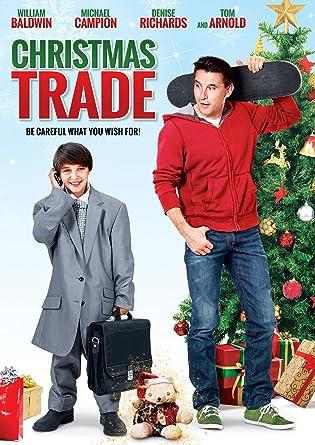 christmas trade - Arnold Christmas Movie