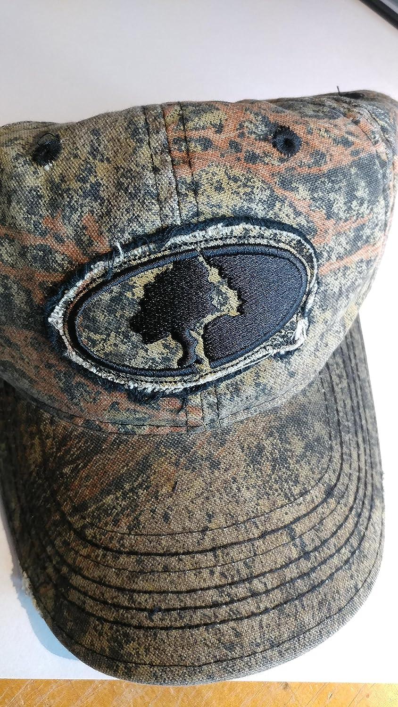 Camoキャップwith Mossy Oak Brushパターン   B06Y3J993K