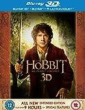 Hobbit: An Unexpected Journey - Extended Edition [Edizione: Regno Unito] [Reino Unido] [Blu-ray]
