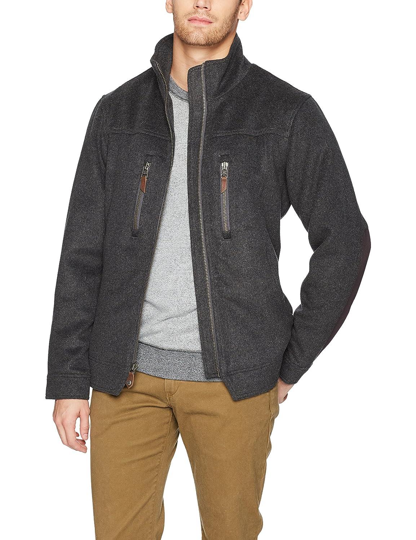 Mountain Khakis Hombres de Wilson lana chaqueta, hombre ...
